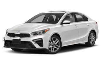 2019 Kia Forte - Radiant Red Metallic