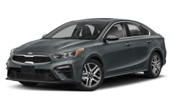 2021 Kia Forte - Urban Grey