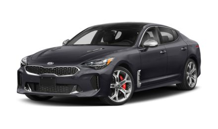 2021 Kia Stinger GT Limited w/Black Interior
