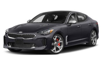 2020 Kia Stinger - Thunder Grey Metallic