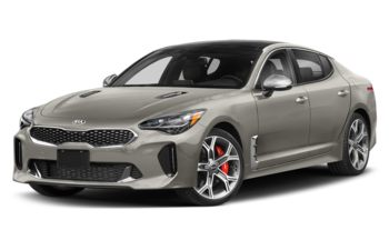 2020 Kia Stinger - Ghost Grey Metallic