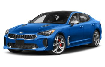 2021 Kia Stinger - Atomic Blue