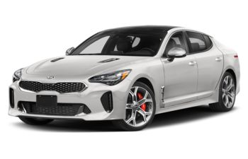 2020 Kia Stinger - Snow White Pearl