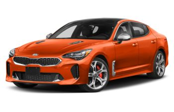 2021 Kia Stinger - Neon Orange
