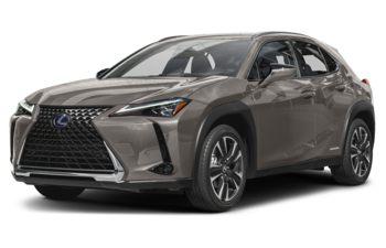 2019 Lexus UX 250h - Atomic Silver