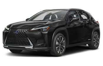 2019 Lexus UX 250h - Obsidian