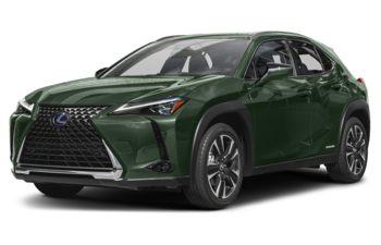 2019 Lexus UX 250h - Nori Green Pearl
