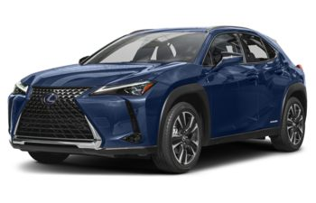 2019 Lexus UX 250h - Ultrasonic Blue Mica 2.0