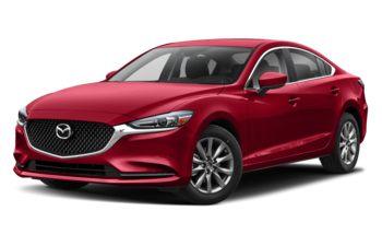 2021 Mazda 6 - N/A