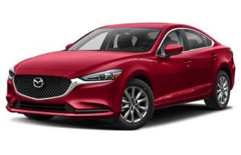 2019 Mazda 6 - Soul Red Crystal Metallic