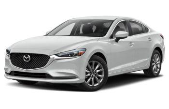 2020 Mazda 6 - Snowflake White Pearl