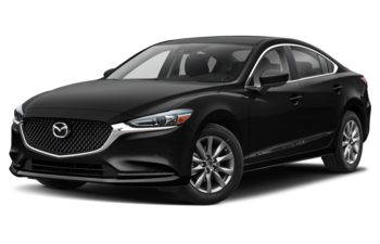 2020 Mazda 6 - Jet Black Mica