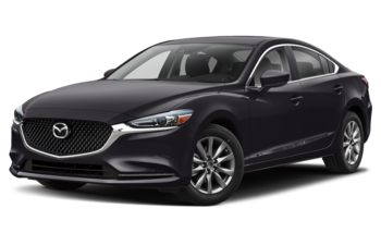 2020 Mazda 6 - Machine Grey Metallic