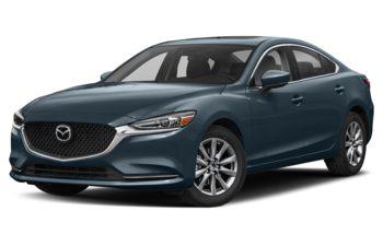 2019 Mazda 6 - Blue Reflex Mica