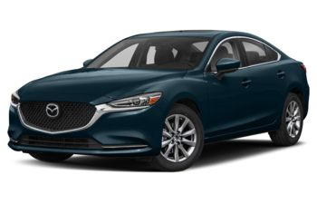 2020 Mazda 6 - Deep Crystal Blue Mica