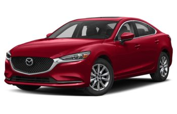 2020 Mazda 6 - Soul Red Crystal Metallic