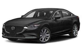 2019 Mazda 6 - Jet Black Mica