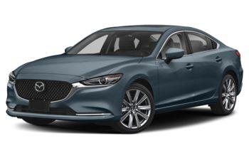 2020 Mazda 6 - Blue Reflex Mica