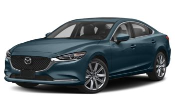 2019 Mazda 6 - Deep Crystal Blue Mica