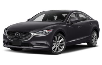 2019 Mazda 6 - Machine Grey Metallic