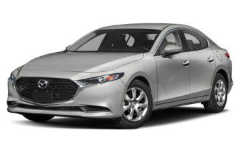 2020 Mazda 3 - Sonic Silver Metallic