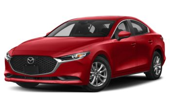 2019 Mazda 3 - Soul Red Crystal Metallic