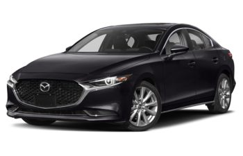 2020 Mazda 3 - Machine Grey Metallic