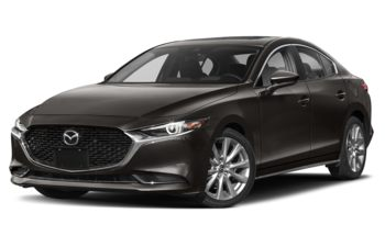 2021 Mazda 3 - Titanium Flash Mica