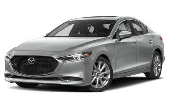 2021 Mazda 3 - Sonic Silver Metallic