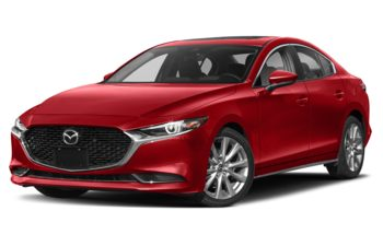 2020 Mazda 3 - Soul Red Crystal Metallic