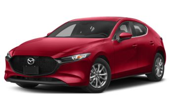 2019 Mazda 3 Sport - Soul Red Crystal Metallic