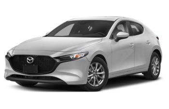 2020 Mazda 3 Sport - Snowflake White Pearl