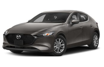 2019 Mazda 3 Sport - Titanium Flash Mica