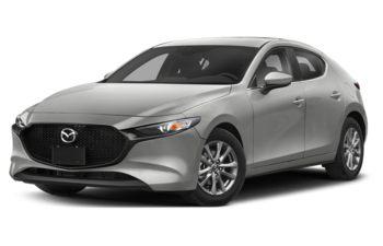 2020 Mazda 3 Sport - Sonic Silver Metallic