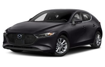 2021 Mazda 3 Sport - Machine Grey Metallic