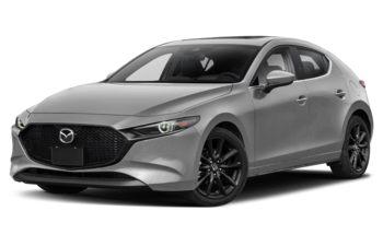 2021 Mazda 3 Sport - Sonic Silver Metallic
