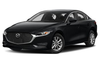 2019 Mazda 3 - Machine Grey Metallic