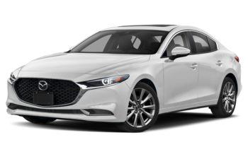 2019 Mazda 3 - Snowflake White Pearl