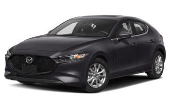 2021 Mazda 3 Sport - Machine Grey Metallic