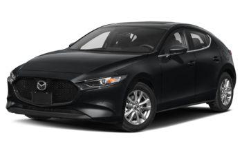 2020 Mazda 3 Sport - Jet Black Mica