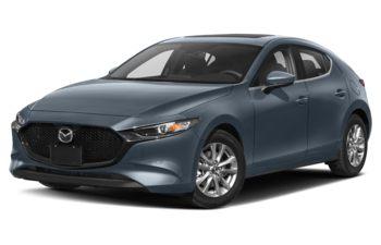 2019 Mazda 3 Sport - Polymetal Grey Metallic