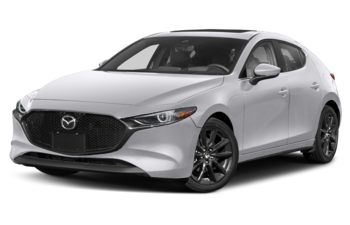 2019 Mazda 3 Sport - Snowflake White Pearl