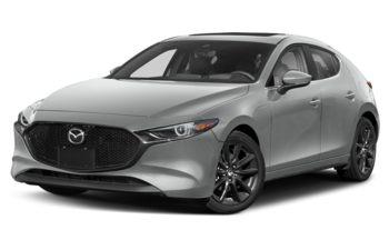 2019 Mazda 3 Sport - Sonic Silver Metallic