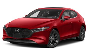 2021 Mazda 3 Sport - Soul Red Crystal Metallic