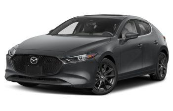 2020 Mazda 3 Sport - Polymetal Grey Metallic