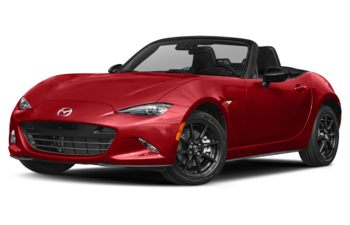 2021 Mazda MX-5 - Soul Red Crystal Metallic