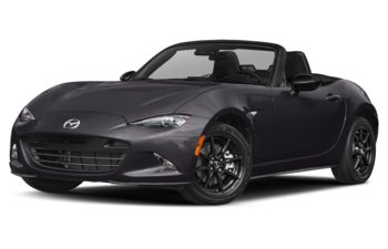 2020 Mazda MX-5 - Machine Grey Metallic