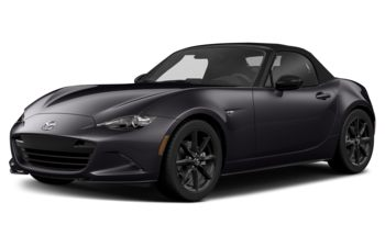 2021 Mazda MX-5 - Machine Grey Metallic