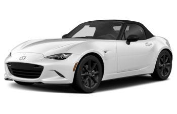 2019 Mazda MX-5 - Snowflake White Pearl