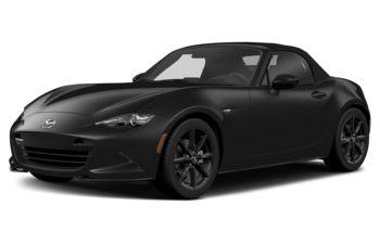 2019 Mazda MX-5 - Jet Black Mica
